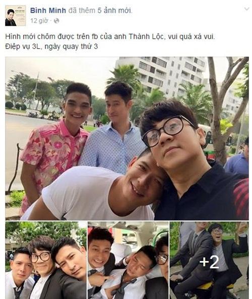 Facebook sao Việt: Chi Pu khoe túi hàng hiệu, Sơn Tùng đậm chất Kpop 4