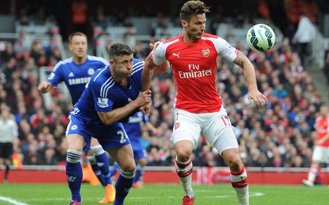 Kết quả trận đấu Chelsea 2-0 Arsenal 2