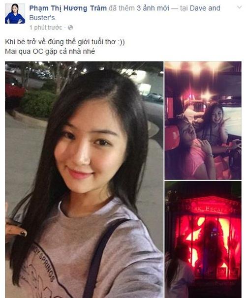 Facebook sao Việt: Chi Pu khoe túi hàng hiệu, Sơn Tùng đậm chất Kpop 6