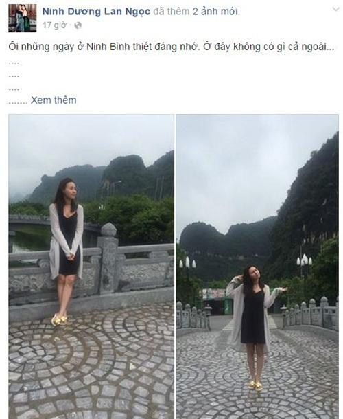 Facebook sao Việt: Chi Pu khoe túi hàng hiệu, Sơn Tùng đậm chất Kpop 12