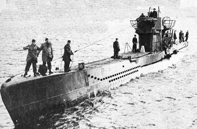 'Hung thần' trong Thế chiến thứ 2 bị chìm vì bồn cầu 2