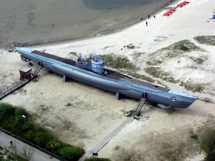 'Hung thần' trong Thế chiến thứ 2 bị chìm vì bồn cầu 3
