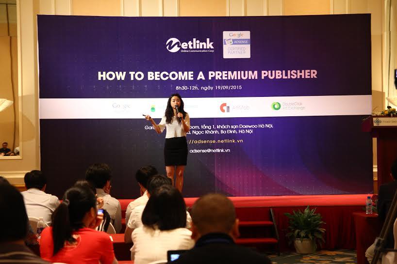 Đại diện Google AdSense châu Á chia sẻ cách kiếm tiền từ internet 1