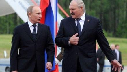 Tổng thống Putin đồng ý lập căn cứ quân sự tại Belarus 1
