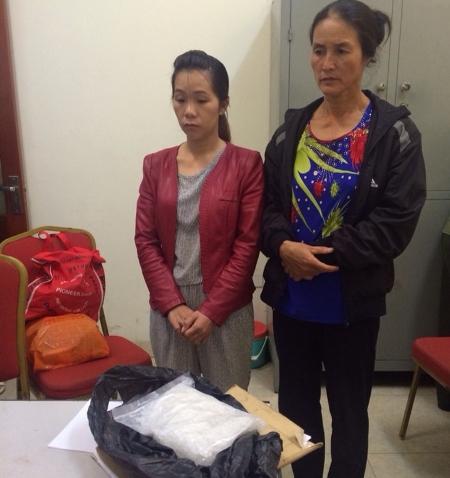Cựu giáo viên mầm non buôn ma túy từ Cao Bằng về Hà Nội 1