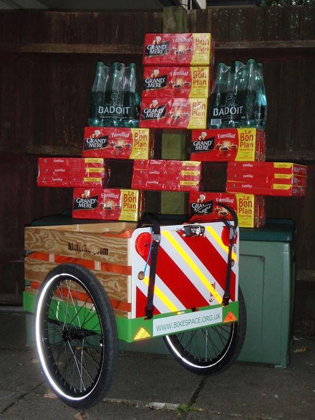 Hình ảnh Cụ ông 70 tuổi đạp xe 400km mua cà phê cho vợ số 3