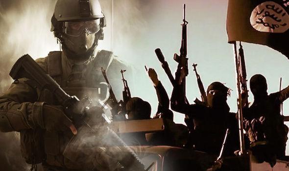 Lọt ổ phục kích, đặc nhiệm Anh một mình tiêu diệt 6 phiến quân IS 1