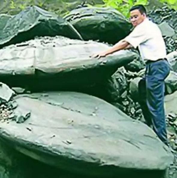 Phát hiện vật thể giống đĩa bay từ một triệu năm trước ở Nga 5