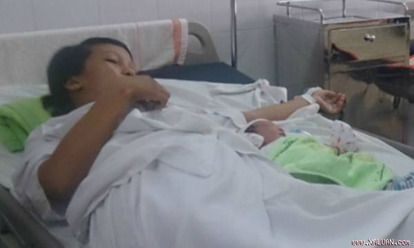 Sản phụ nguy kịch vì suy tim cấp được cứu sống ngay tại giường 1