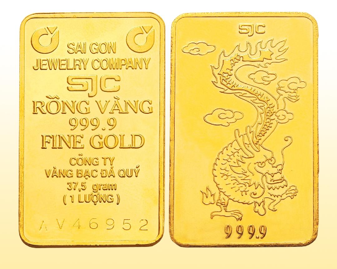 Hình ảnh Giá vàng hôm nay 23/9: Vàng SJC giảm 130 nghìn đồng/lượng số 1
