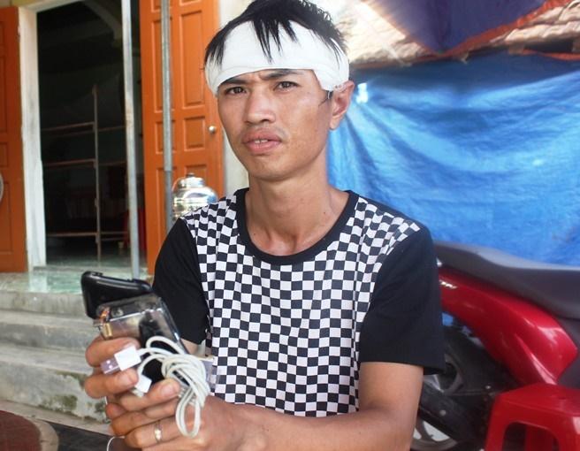 Nghệ An: Thai phụ tử vong khi dùng iphone đang sạc 3