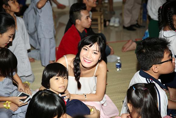 Hoa hậu Thùy Dung xuống sắc sau thời gian tạm lánh showbiz 2