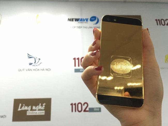 Ngắm chiếc iPhone độc đáo nhất Việt Nam 1