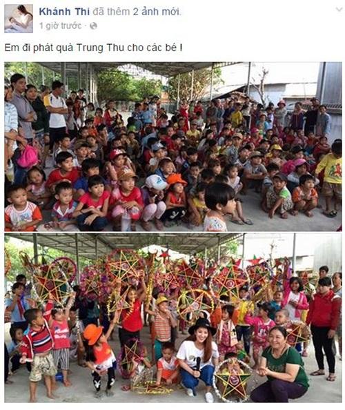 Facebook sao Việt: Angela Phương Trinh khoe khéo mái tóc mới cắt 11