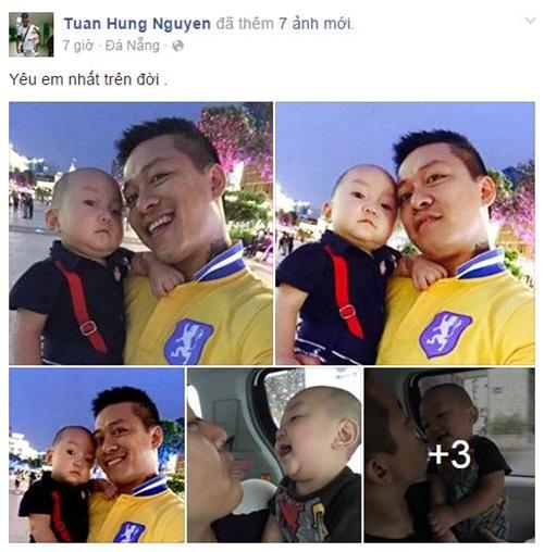 Facebook sao Việt: Angela Phương Trinh khoe khéo mái tóc mới cắt 13