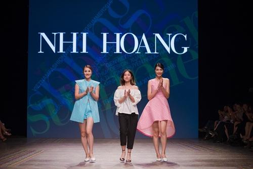 Tuần lễ thời trang Việt Nam xuân hè 2016  - Sắc màu một ngày mới 7