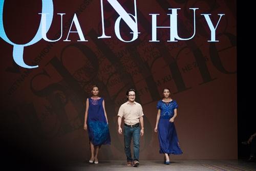 Tuần lễ thời trang Việt Nam xuân hè 2016  - Sắc màu một ngày mới 11