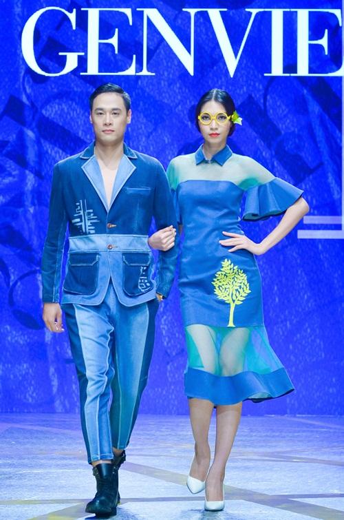 Tuần lễ thời trang Xuân Hè 2016 - Đêm thứ hai 2