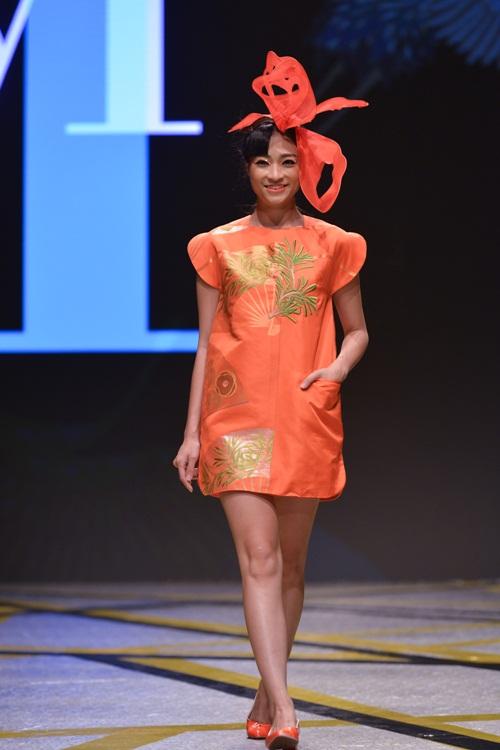 Tuần lễ thời trang Việt Nam Xuân Hè 2016 - Đêm của hoa và bướm 13