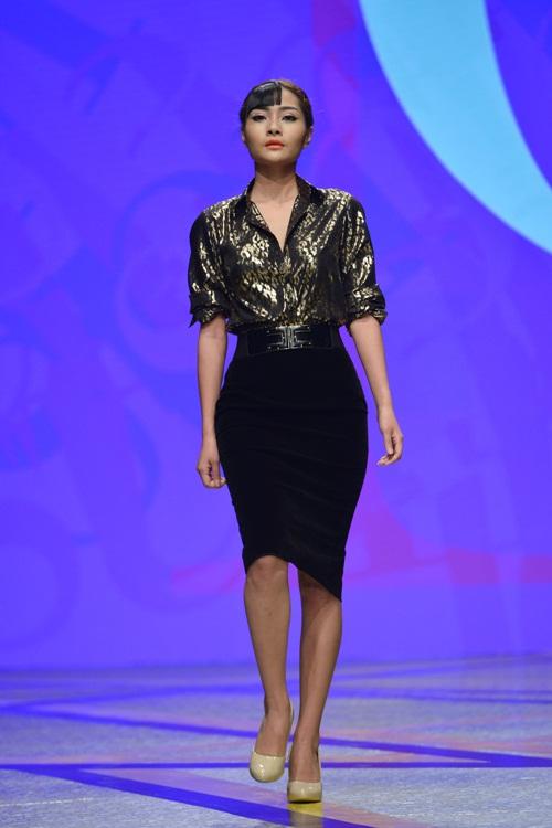 Tuần lễ thời trang Việt Nam Xuân Hè 2016 - Đêm của hoa và bướm 1