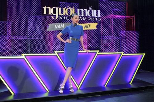 Ngắm trang phục của Thanh Hằng trong tập 9 Vietnam's Next Top Model 2015 4