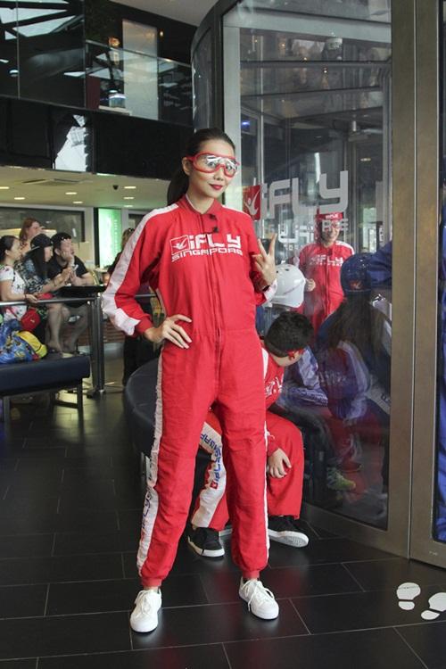 Ngắm trang phục của Thanh Hằng trong tập 9 Vietnam's Next Top Model 2015 5