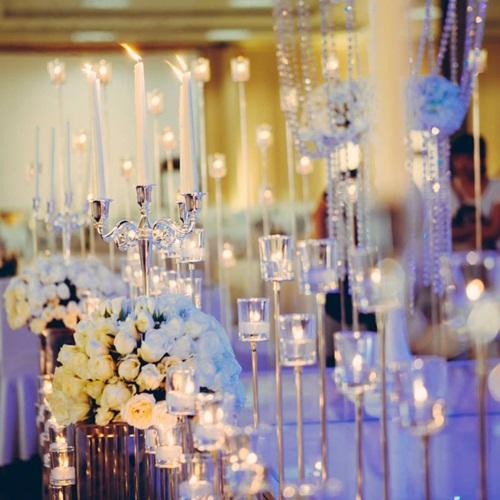 Cận cảnh hậu trường đám cưới 7 tỷ của Ngọc Thạch và chồng thiếu gia 10