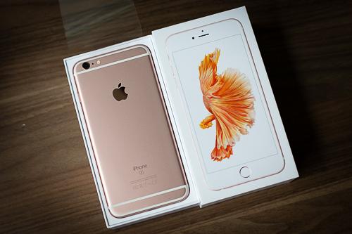 iPhone 6s chính hãng về Việt Nam ngày 11/11 giá từ 18,5 triệu 1