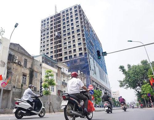 Vụ tòa nhà 8B Lê Trực: Bộ Quốc phòng lên tiếng 1