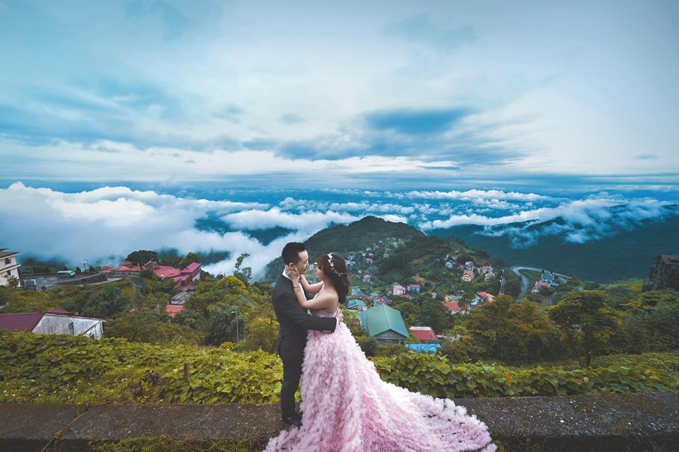 Bộ ảnh cưới
