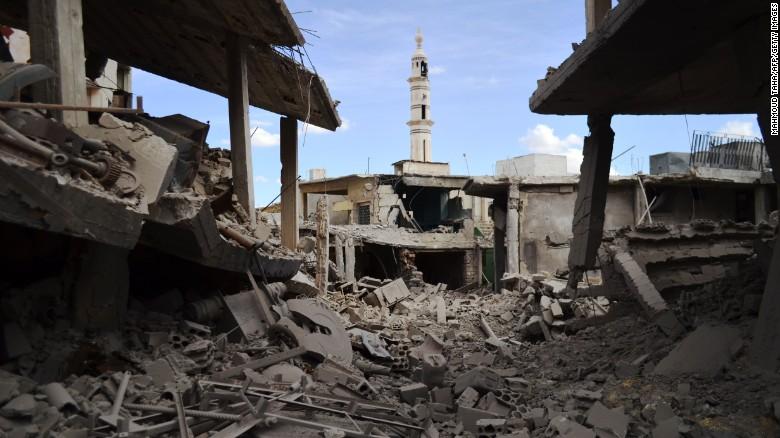 Quan chức Mỹ: Mục tiêu không kích của Nga tại Syria chưa rõ ràng 1