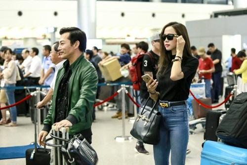 Trần Bảo Sơn tình tứ với Vũ Ngọc Anh sau tin đồn hẹn hò Angela Phương Trinh 2