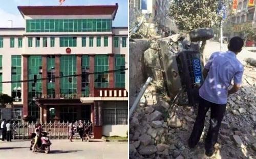 Trung Quốc: Bom nổ liên tiếp tại 17 địa điểm  6