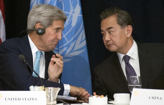 """Trung Quốc: Thế giới không nên """"tự ý can thiệp"""" vào khủng hoảng Syria 1"""