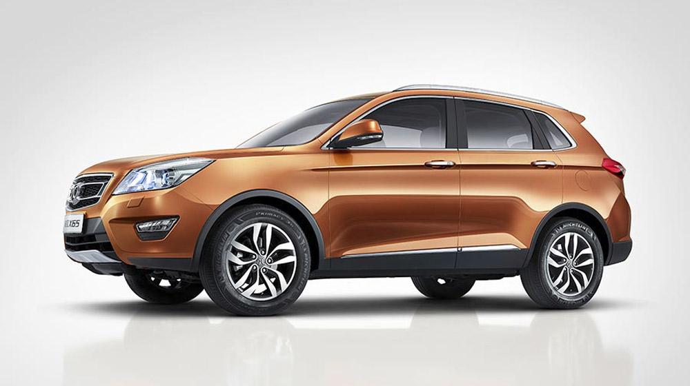 Điểm danh 3 mẫu ô tô Trung Quốc sắp xuất hiện tại Việt Nam 2