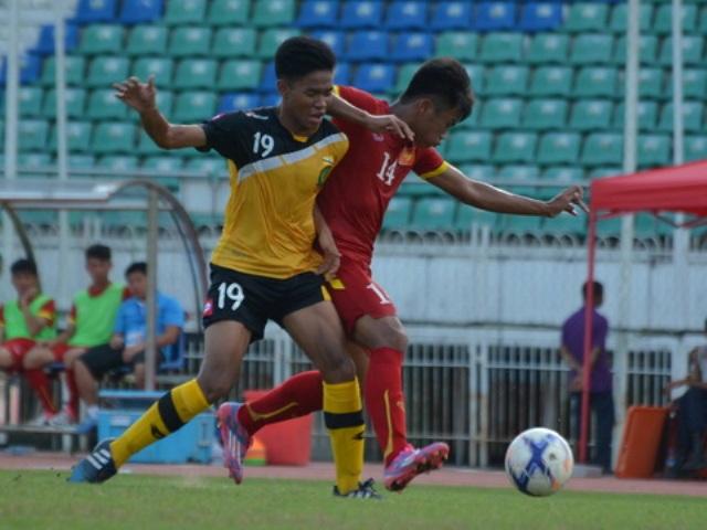 U19 Việt Nam 'vùi dập' U19 Brunei tại vòng loại châu Á  1