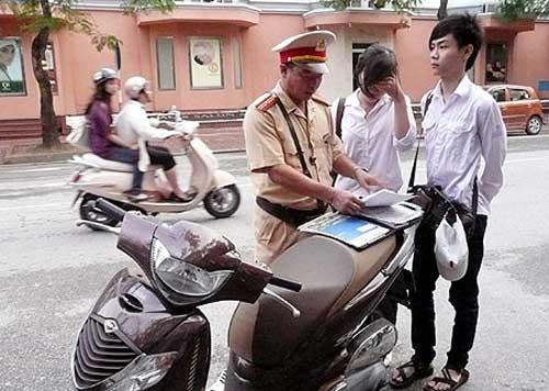 Bộ Công an: 'Quy định mức phạt tiền trong lĩnh vực giao thông quá cao' 1