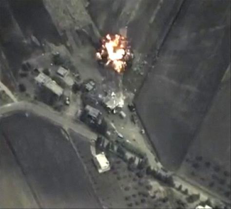 Nga không kích phiến quân do Mỹ hậu thuẫn, Iran đưa bộ binh tới Syria 1