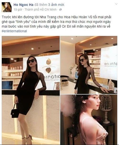 Facebook sao Việt: Kỳ Duyên