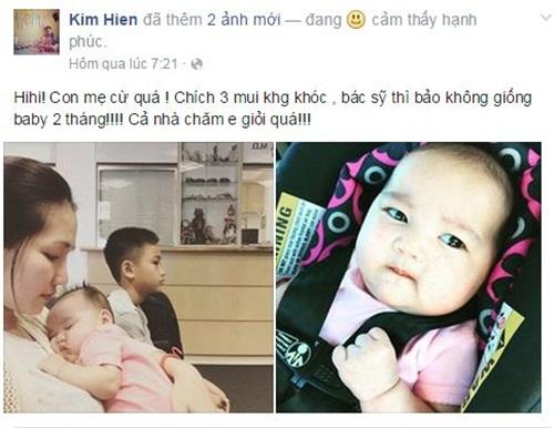 Facebook sao Việt: Kỳ Duyên 'tâm trạng' sau scandal phẫu thuật thẩm mỹ 13