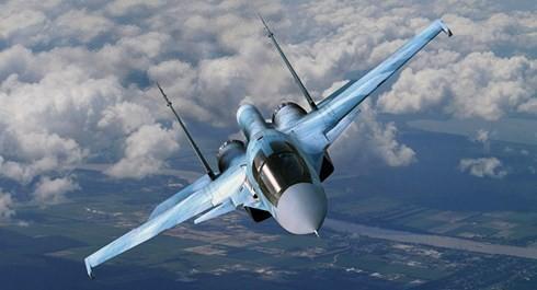 Lo sợ Nga không kích, IS hủy bỏ lễ cầu nguyện 1