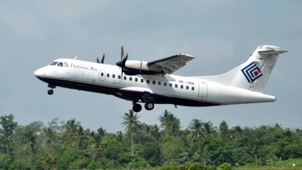 Máy bay chở khách loại nhỏ của Indonesia mất tích 1