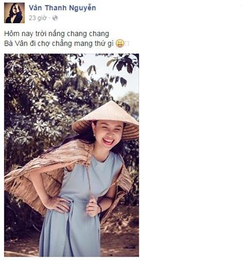 Facebook sao Việt: Kỳ Duyên 'tâm trạng' sau scandal phẫu thuật thẩm mỹ 15