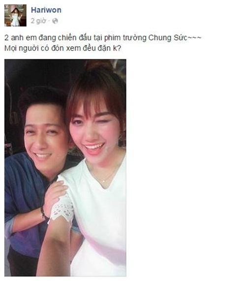 Facebook sao Việt: Kỳ Duyên, Huyền My đọ sắc bên Tân hoa hậu Phạm Hương 14