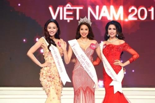 Hoa hậu Hoàn vũ Phạm Hương và hình ảnh