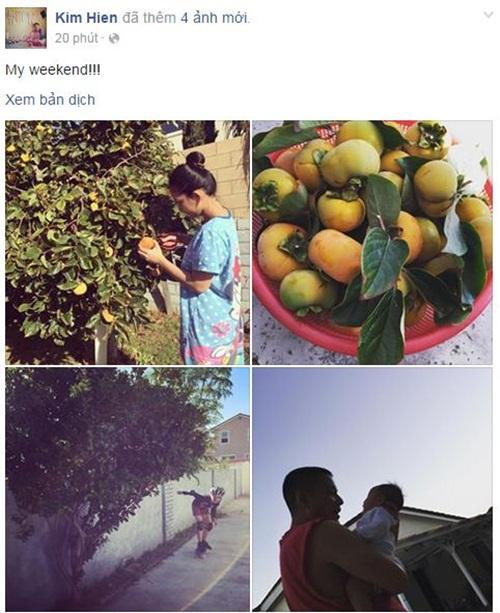 Facebook sao Việt: Kỳ Duyên, Huyền My đọ sắc bên Tân hoa hậu Phạm Hương 7