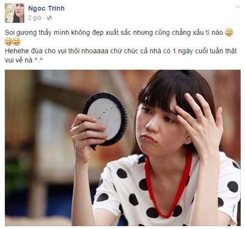 Facebook sao Việt: Kỳ Duyên, Huyền My đọ sắc bên Tân hoa hậu Phạm Hương 8