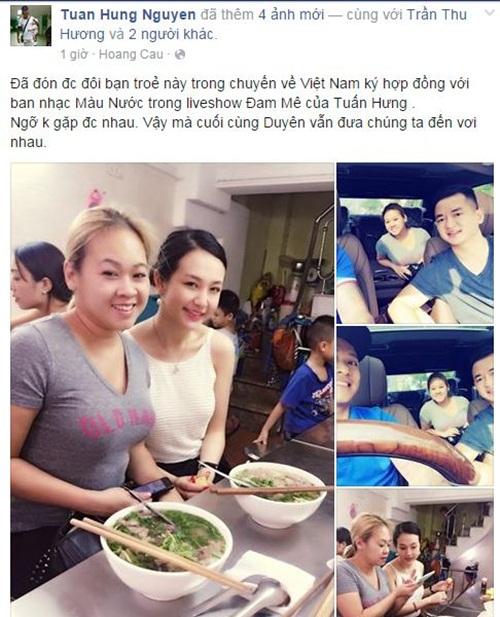 Facebook sao Việt: Kỳ Duyên, Huyền My đọ sắc bên Tân hoa hậu Phạm Hương 13