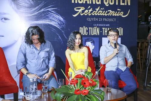 Hoàng Quyên: 'Nữ ca sĩ sinh ra để hát' giữa showbiz diễn trò là chủ yếu 6