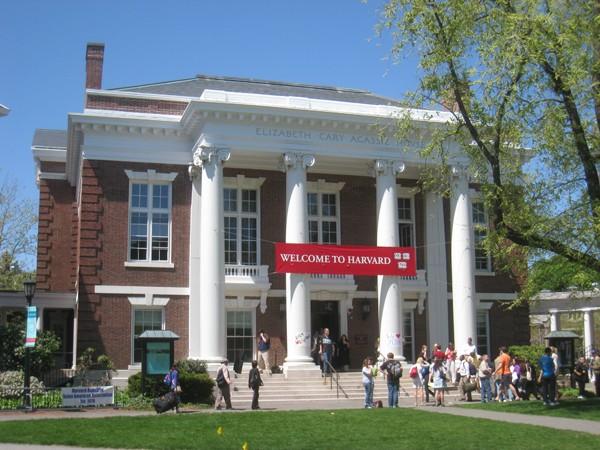 Harvard rớt khỏi top 10 đại học hàng đầu nước Mỹ 1